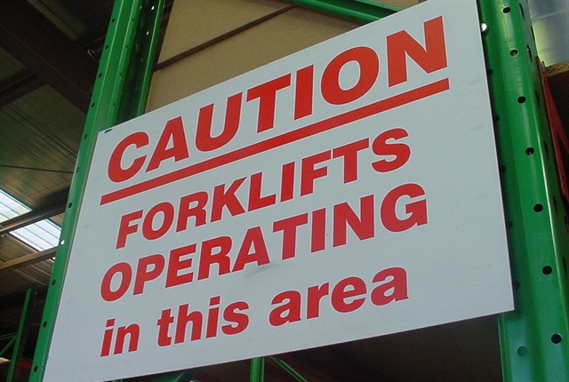 Avoid these common warehouse safety hazards from T.W. Hicks, Inc.