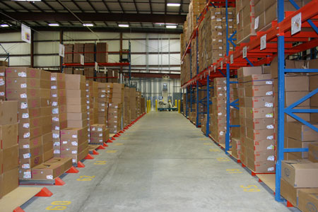 Warehouse Cleaning Tips from T.W. Hicks, Inc. in Lake Dallas and San Antonio, Texas!