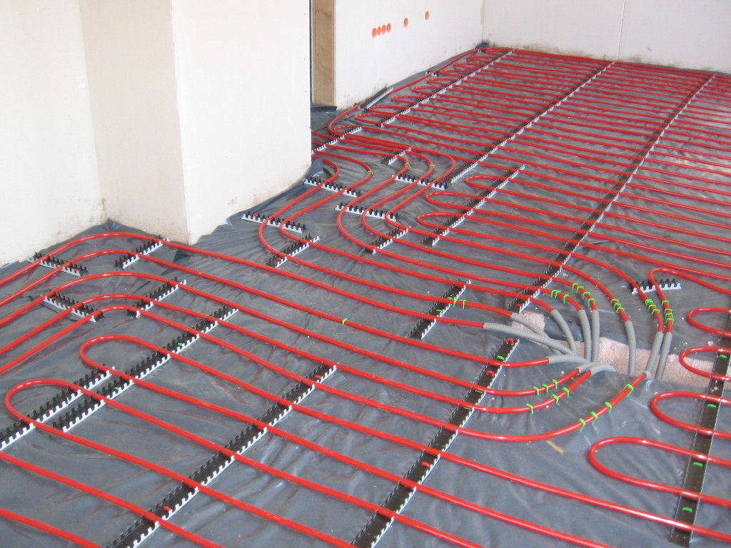 Consider Radiant Floor Heating Systems For Warehouse