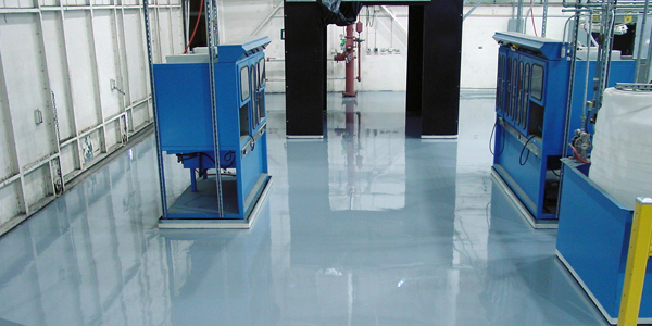 T.W. Hicks, Inc. is Your Source for Manufacturing Industry Floors in Dallas!