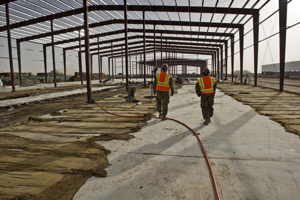 warehouse flooring solutions dallas
