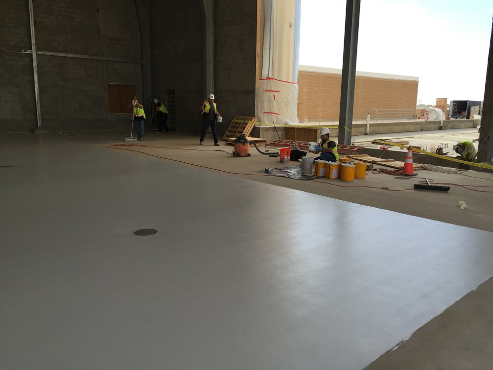 Our work at Lone Star Milk!