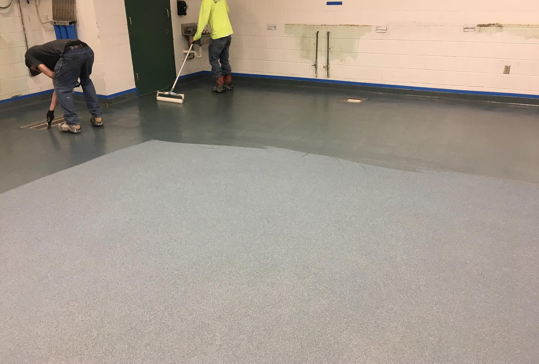 tw hicks inc epoxy flooring in san antonio texas