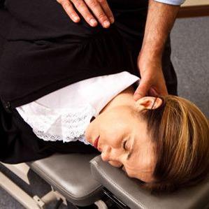 Chiropractic Upper Cervical Adjustment