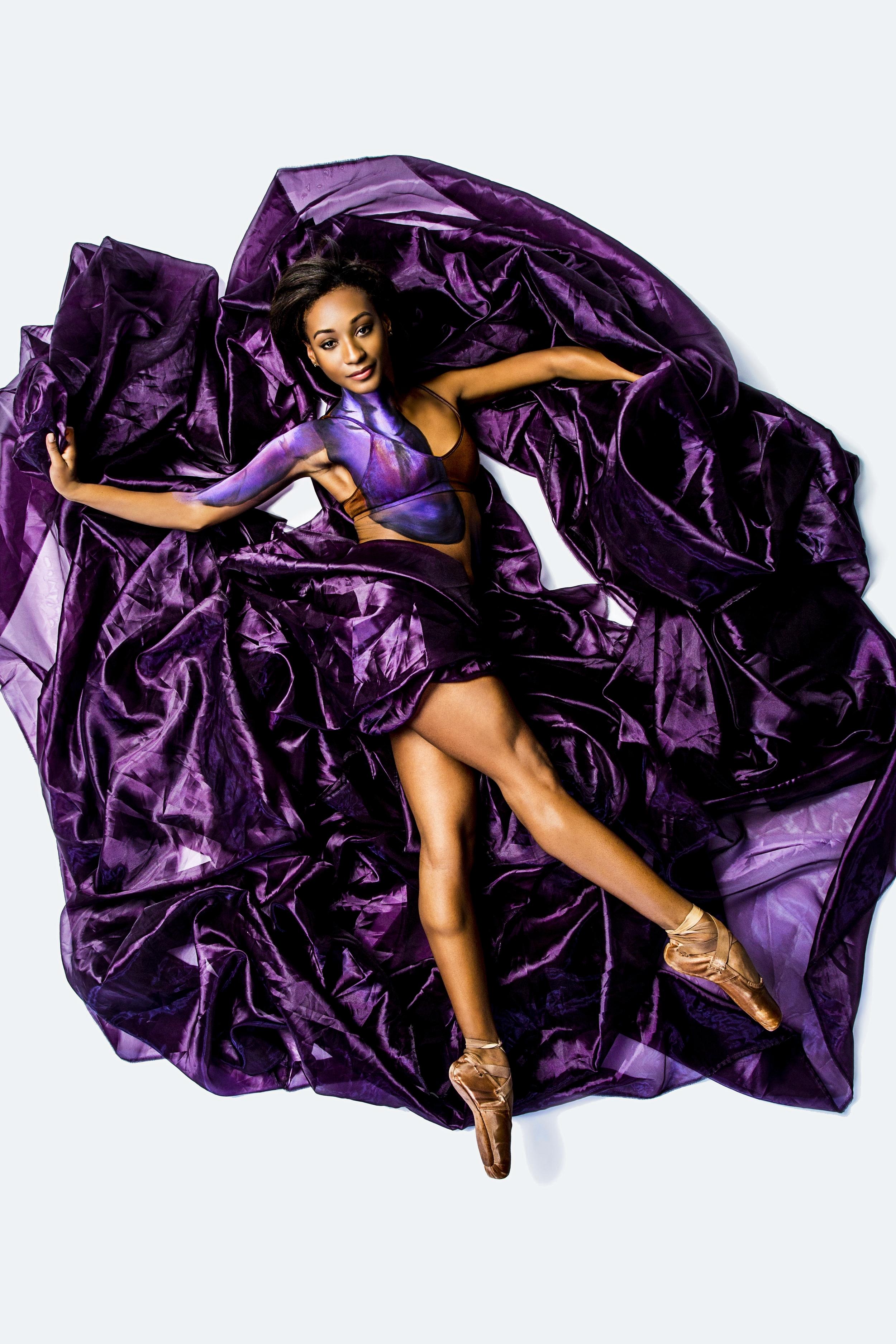 """The Black Iris Project"" Photo by Matthew Murphy"