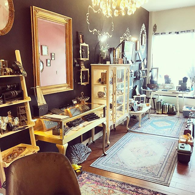 Happy 9 years to this lovely little shop!  Emily, you've created a warm and welcoming space that everyone loves to visit, congrats!!! And here's to many more years ❤️❤️