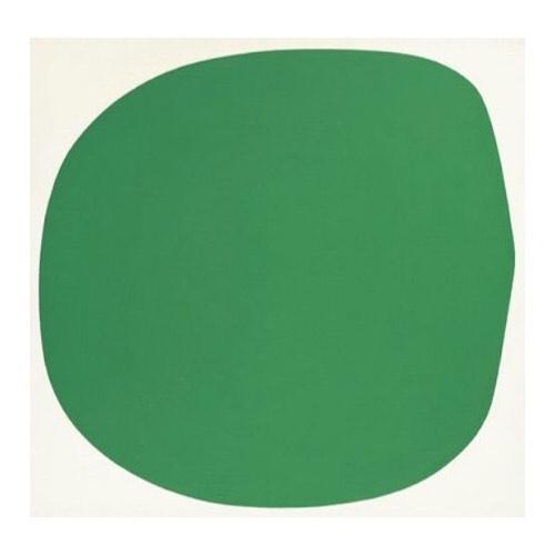 "Ellsworth Kelly; ""Green White"", 1923"