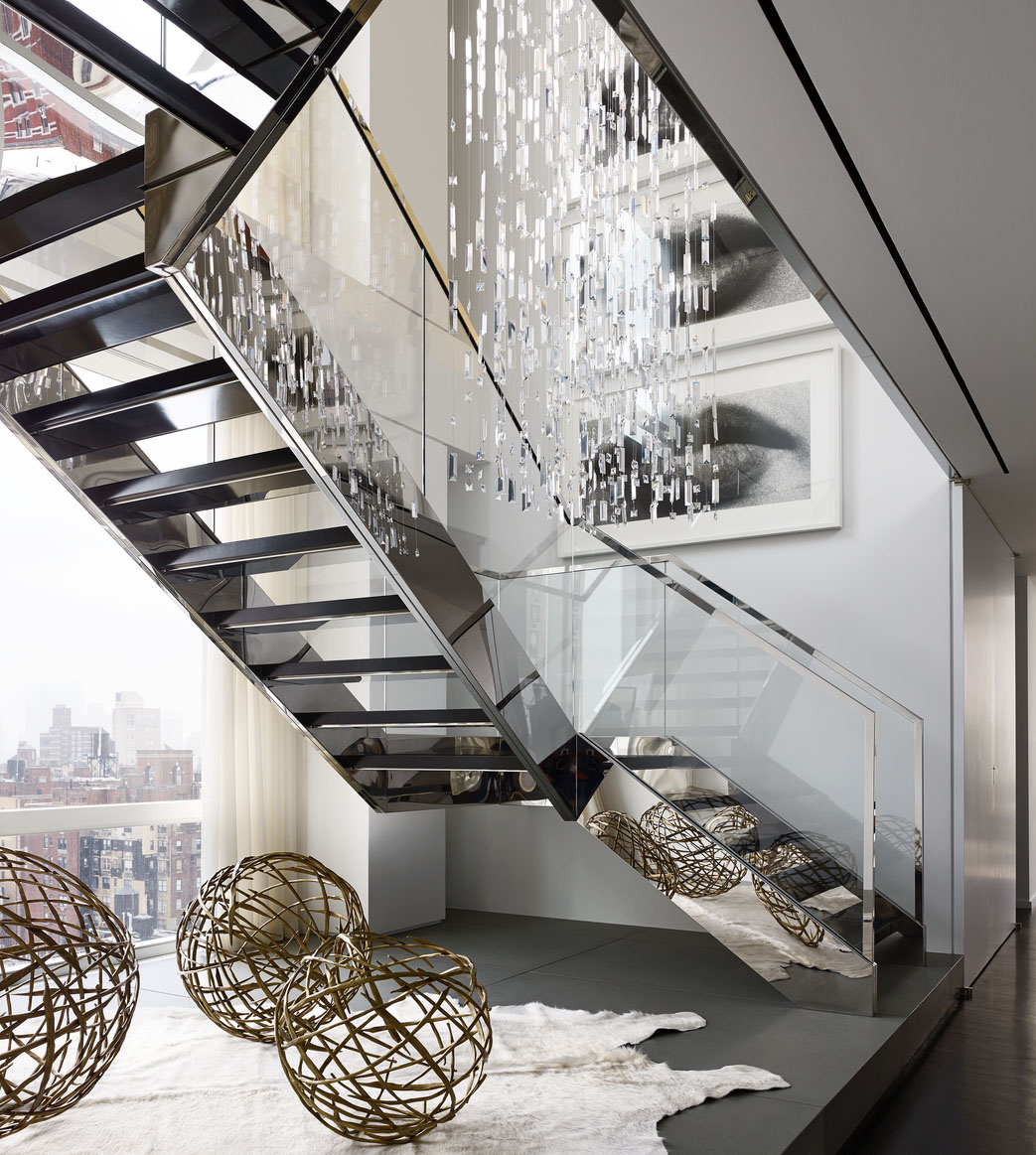 Modern Duplex Penthouse - New York, NY
