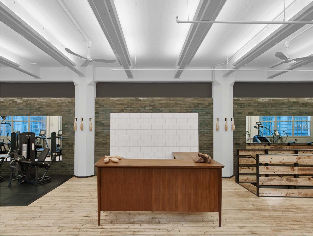 Industry City Gym - Brooklyn, New York