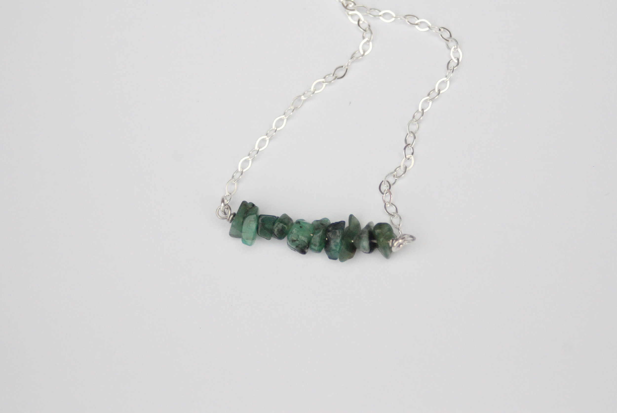 The May birthstone, emerald, with its rich green hue, is particularly exciting and energizing. Emerald is associated with love, domestic bliss, friendship and positive actions. Find our  May Birthstone Jewelry here.