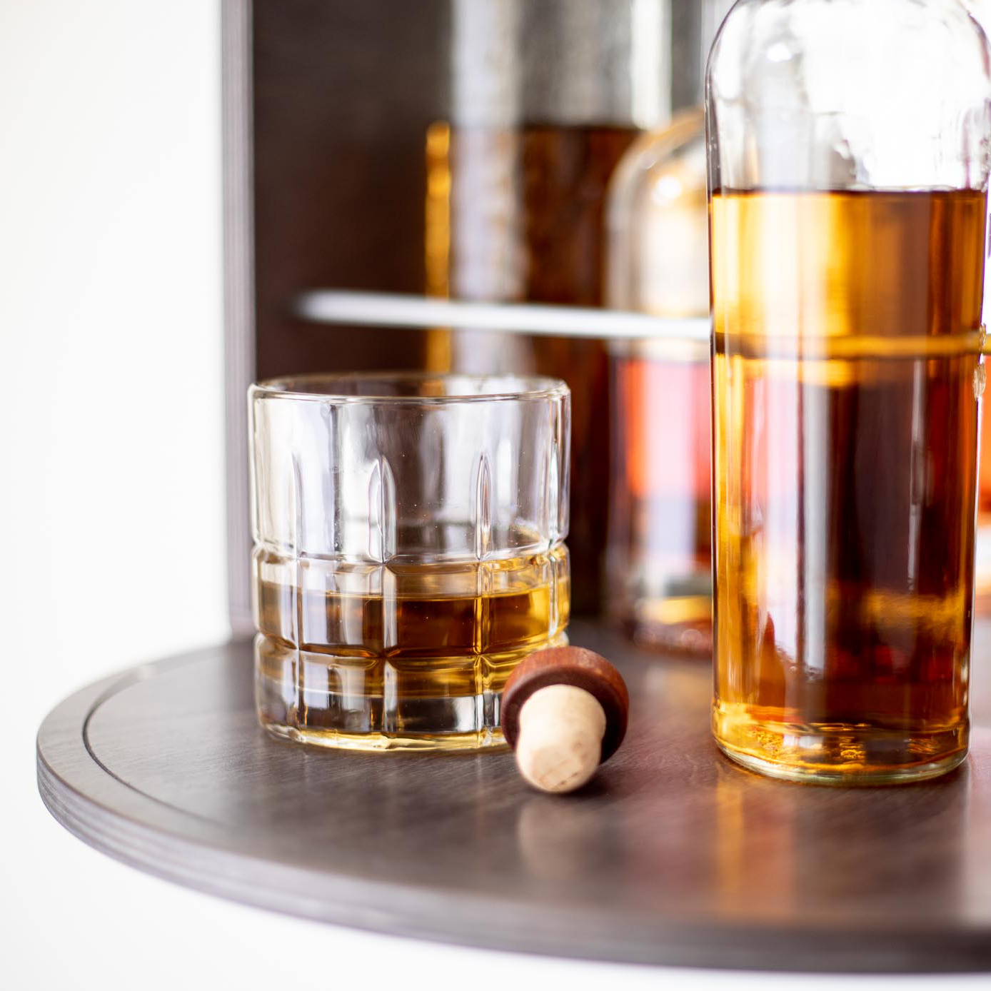 KARVD liquor cabinet