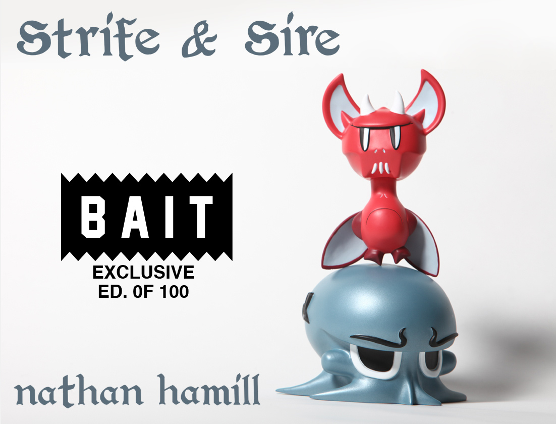 Strife & Sire: Fire & Ice Ed.