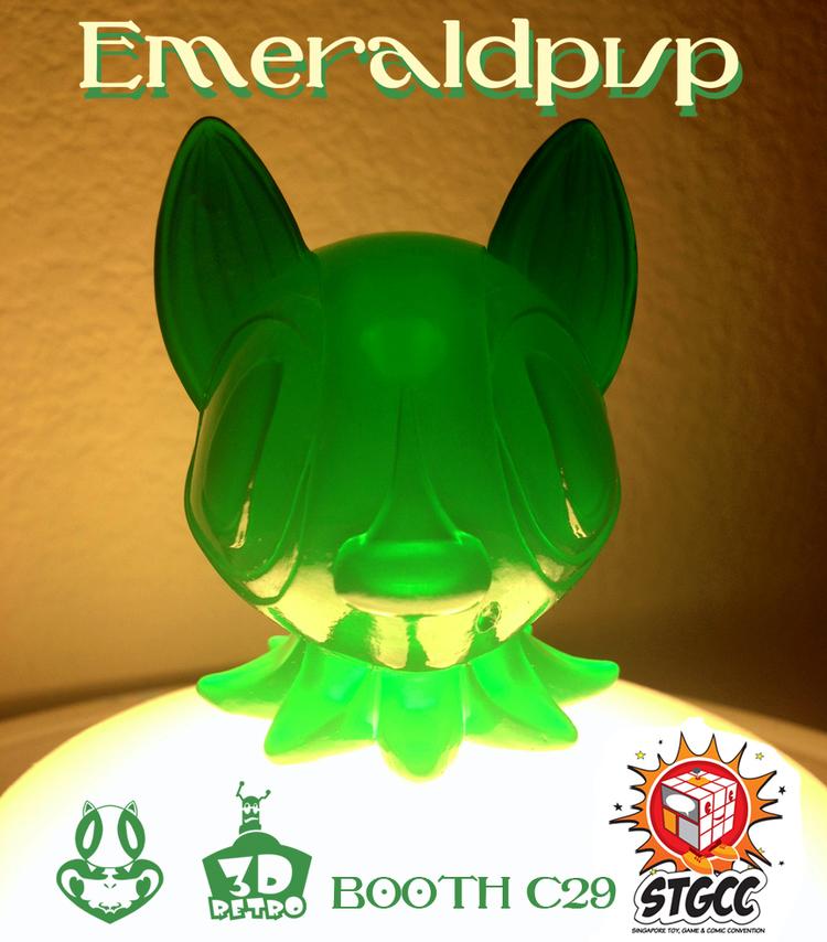 Octopup: Emeraldpup Ed.