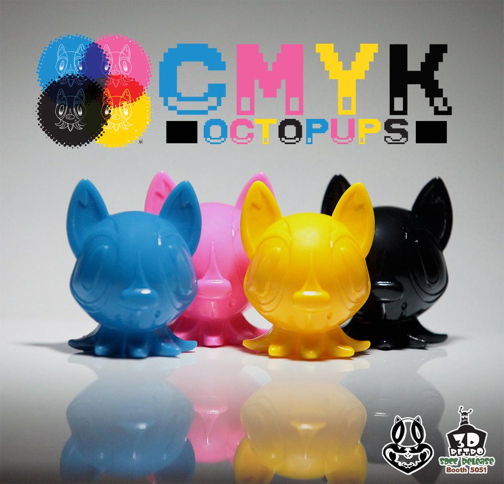 CMYK Octopups
