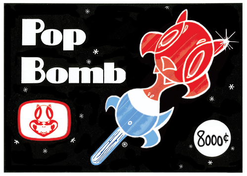 Curiosity: Pop Bomb Ed.