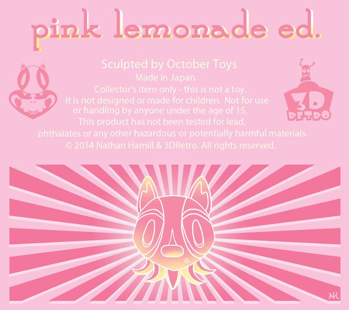 Octopup: Pink Lemonade Ed.