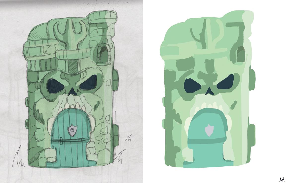 Castle Grayskull