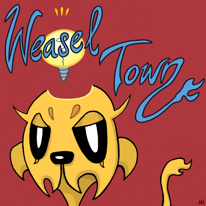 Weasel Town Theme/Race Drivin' Dentistry/Whistlin' Whilst Waitin' Single