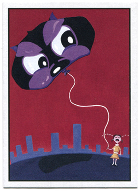The Waaaaaah: The Art Hustle Card #218