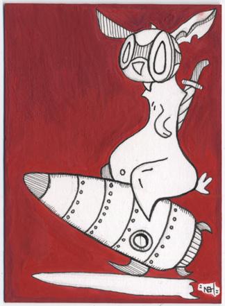 Bellicose Bunny #1