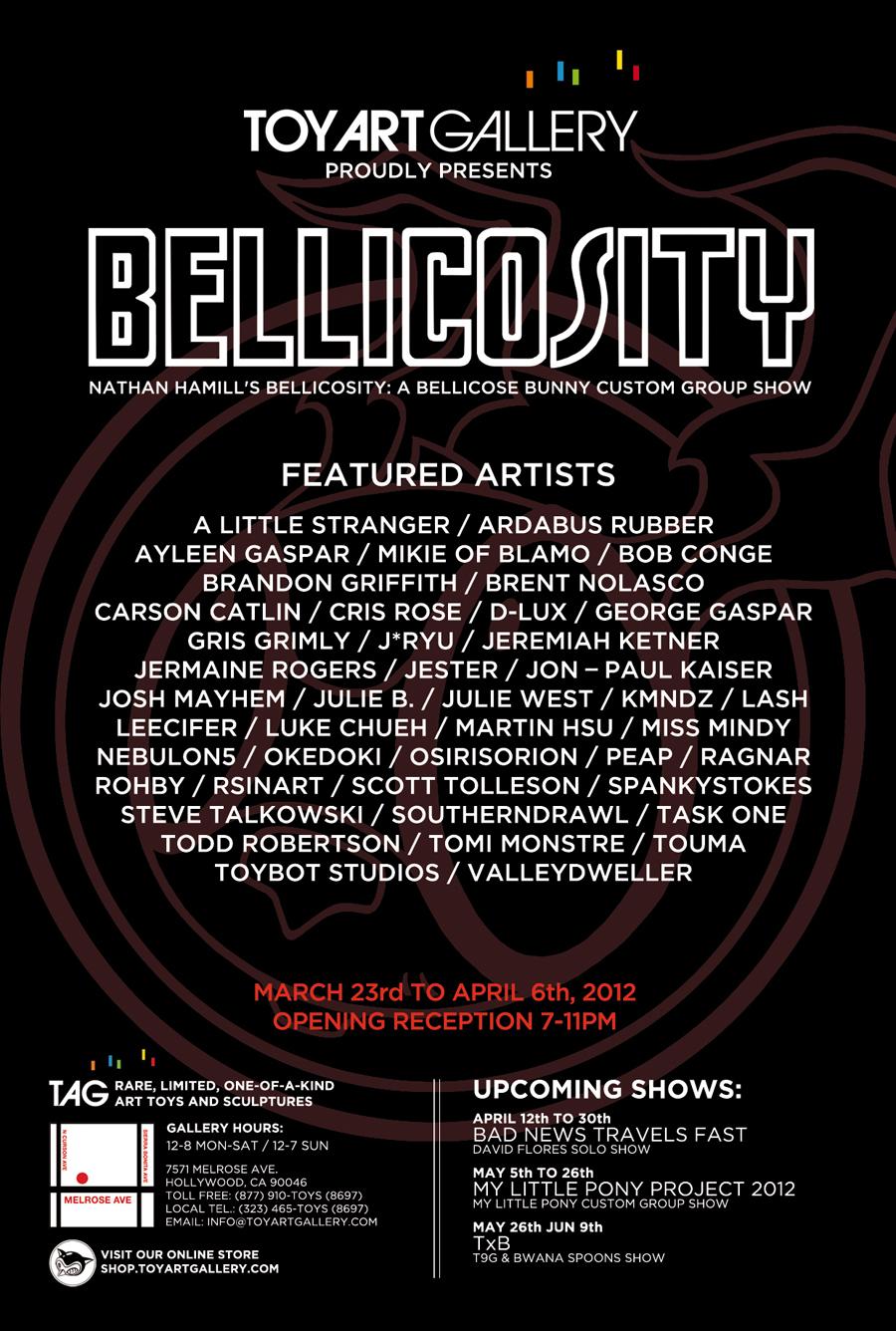 Bellicosity