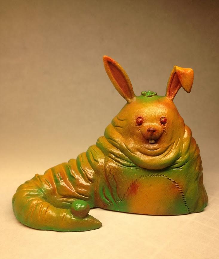Bunnywith A Haunted Birth