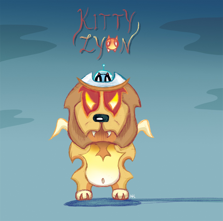 Copy of Kitty Lyon