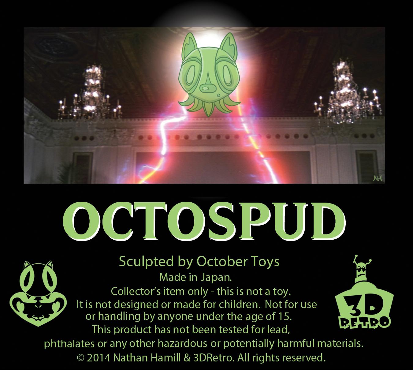 Octopup: Octospud Ed.