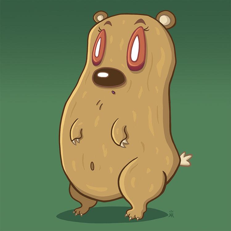 Bear McNugget