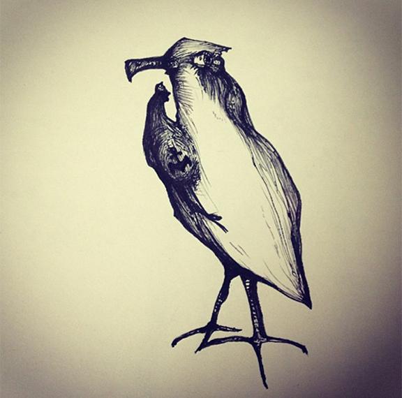 Thug Bird