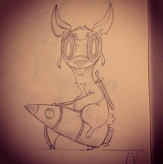 Bellicose Bunny