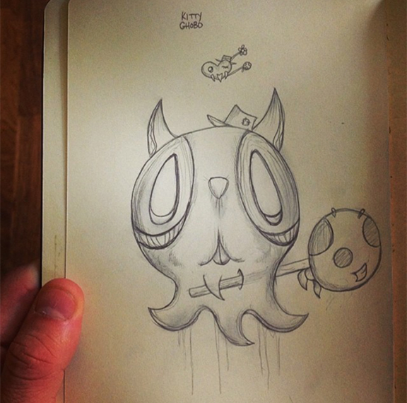 Kitty Ghobo #2
