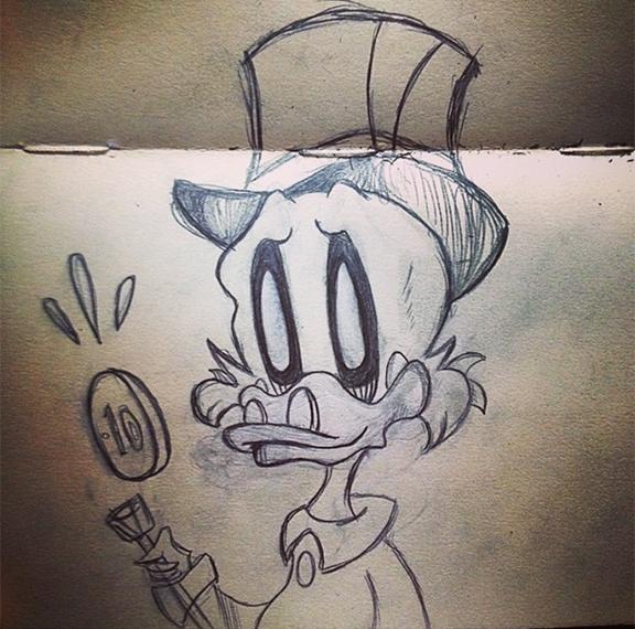 Unca Scrooge