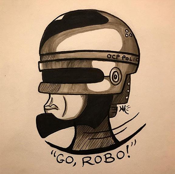 Happy Birthday, Robo