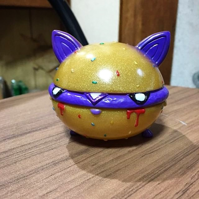 Burger Cat: InfinityCat Ed.
