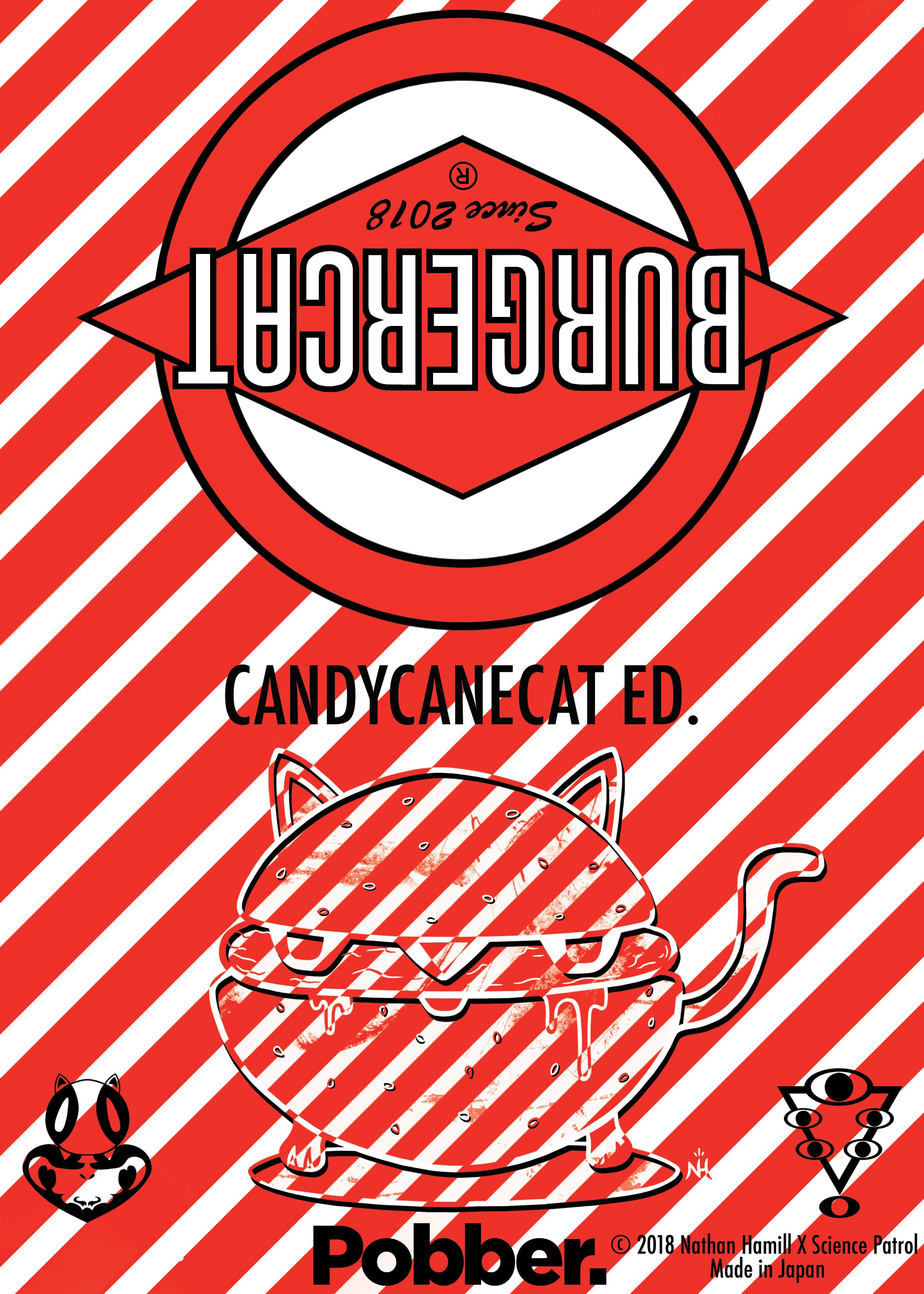 BurgerCat: CandyCaneCatEd.