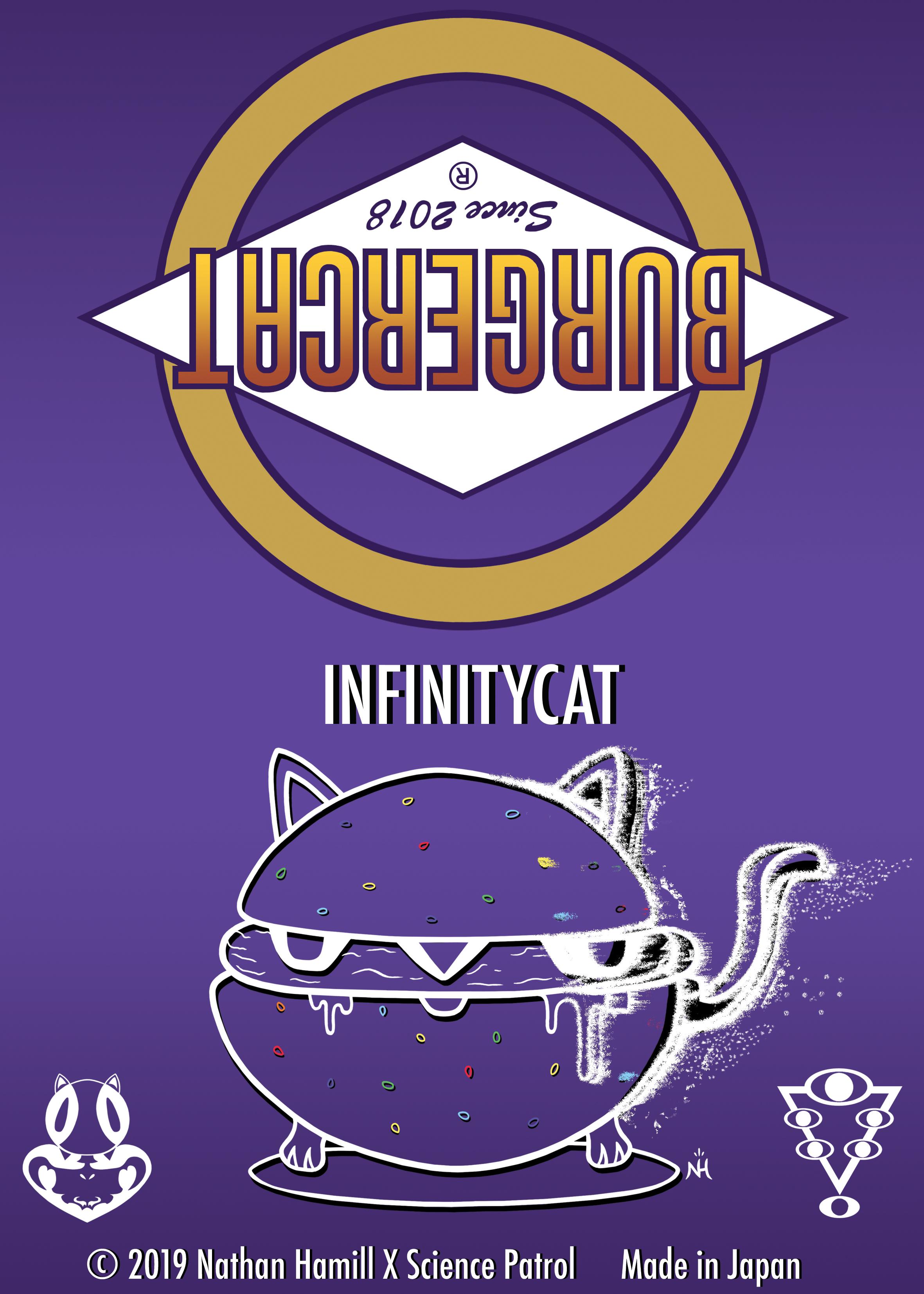 BurgerCat: InfinityCat Ed.