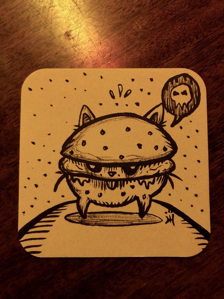 Space Catburger