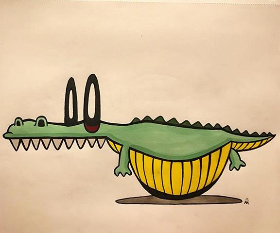 Belligator