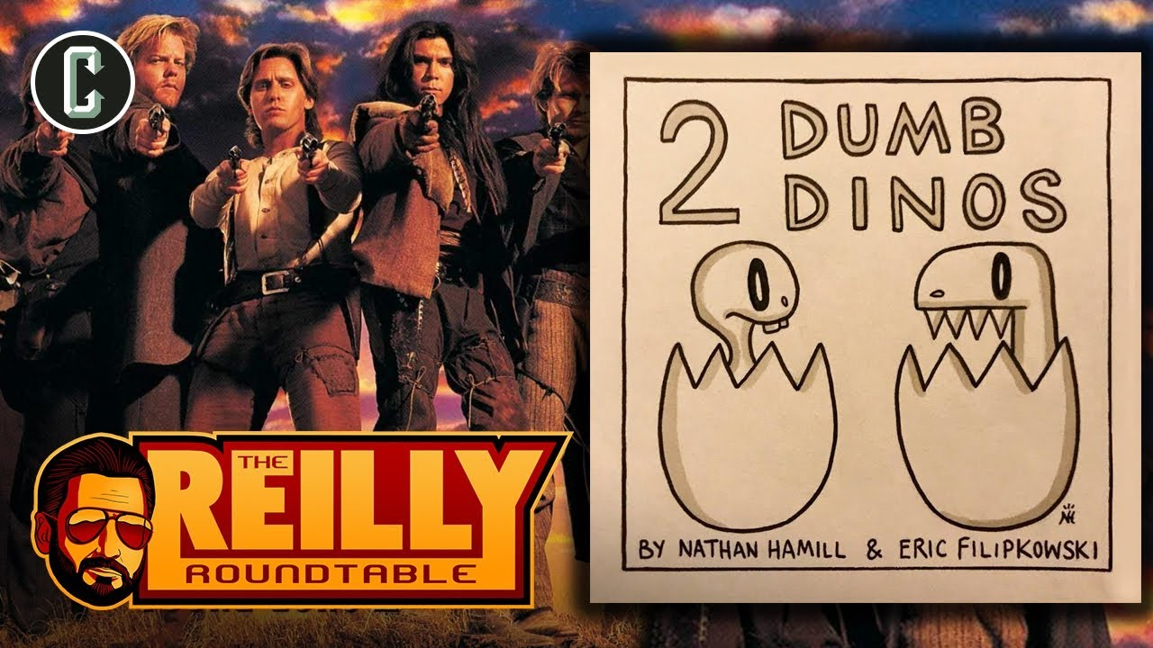 Stealing Young Guns II Posters with Nathan Hamill & Eric Filipkowski - The Reilly Roundtable Ep 17