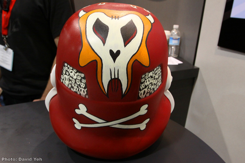 Stormtrooper Custom Helmet