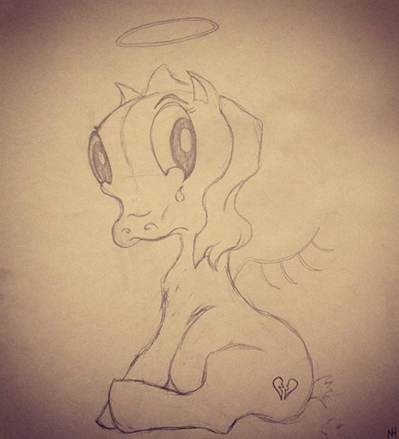 Unused My Little Pony Design
