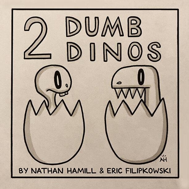 2 Dumb Dinos