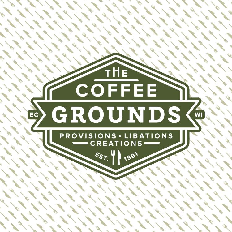 The Coffee Grounds - Branding