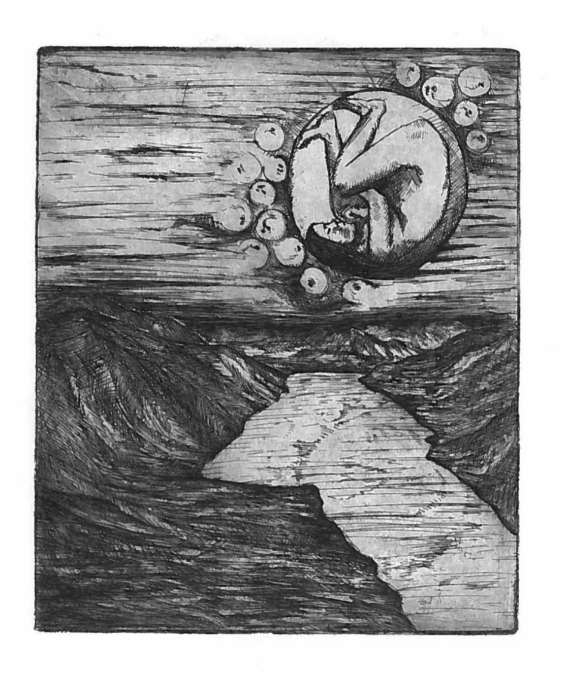 Salmon Dreams , Leila Pyle, Volume VII Issue VI