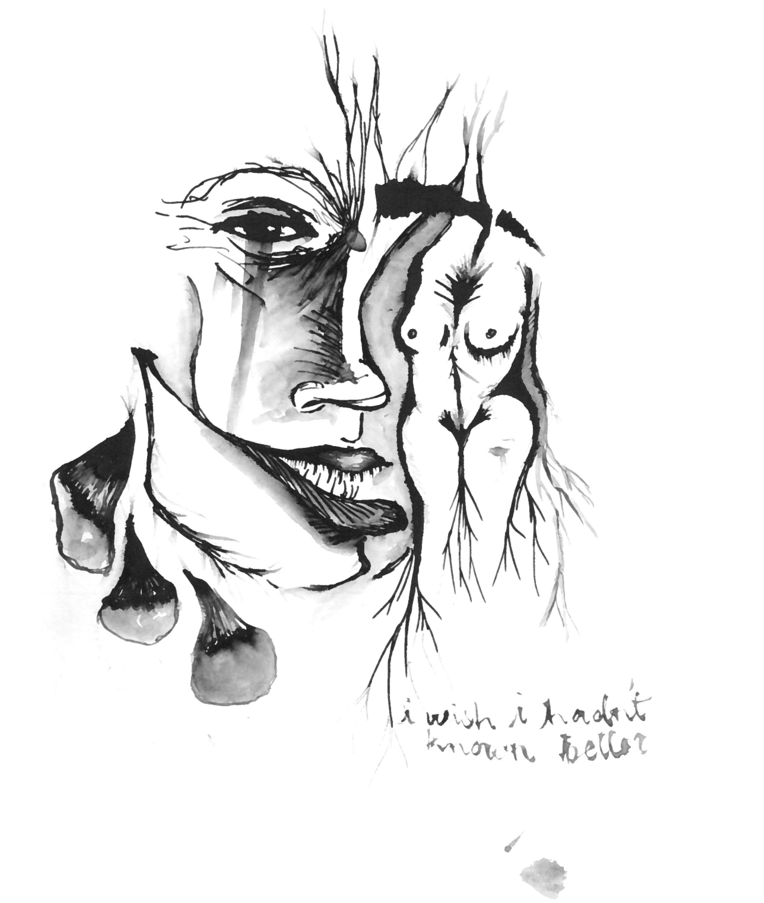 I Wish I Hadn't Known Better , Suki Hyman, Volume VII Issue IV