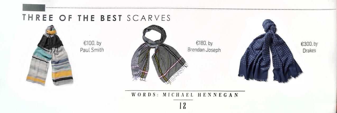 sunday-times-style-ireland-scarves-rory-mcilroy-three-best-drakes-brendan-joseph-paul-smith