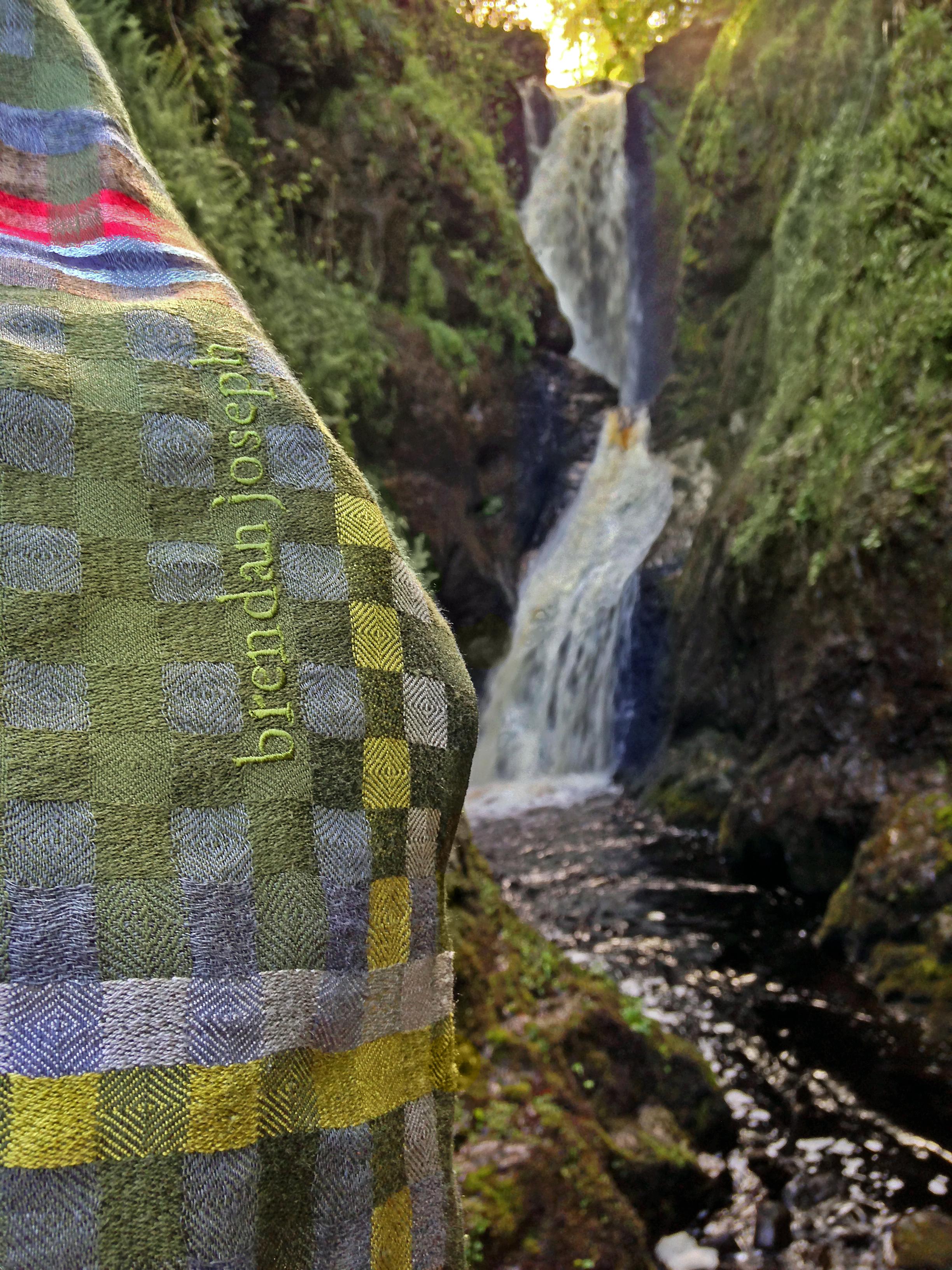 glenariff-waterfall-glens-of-antrim-weaving-northern-ireland-scarf-irish-landscape-waterfalls