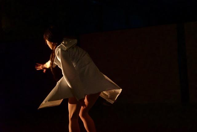 Dancer Marcia Liu in a heart-breaking solo.