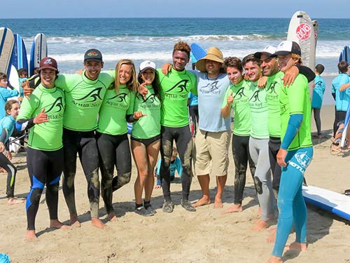 AQUA SURF TEAM